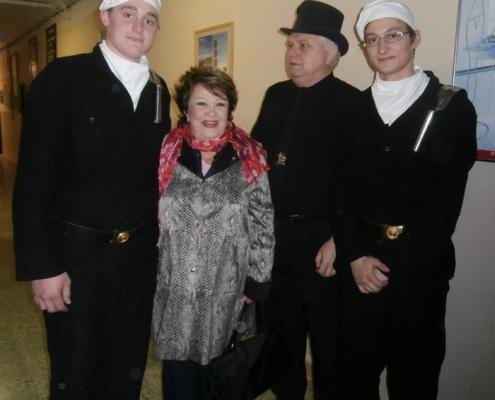 Kominík - Škola Jarov