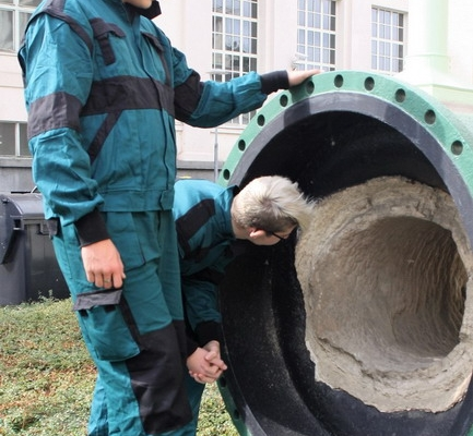 Montér vodovodů a kanalizací