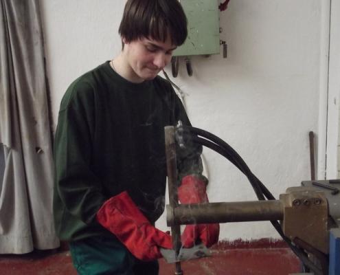Strojní mechanik - zámečník - Škola Jarov