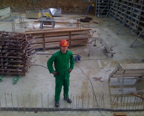 Stavební obnova