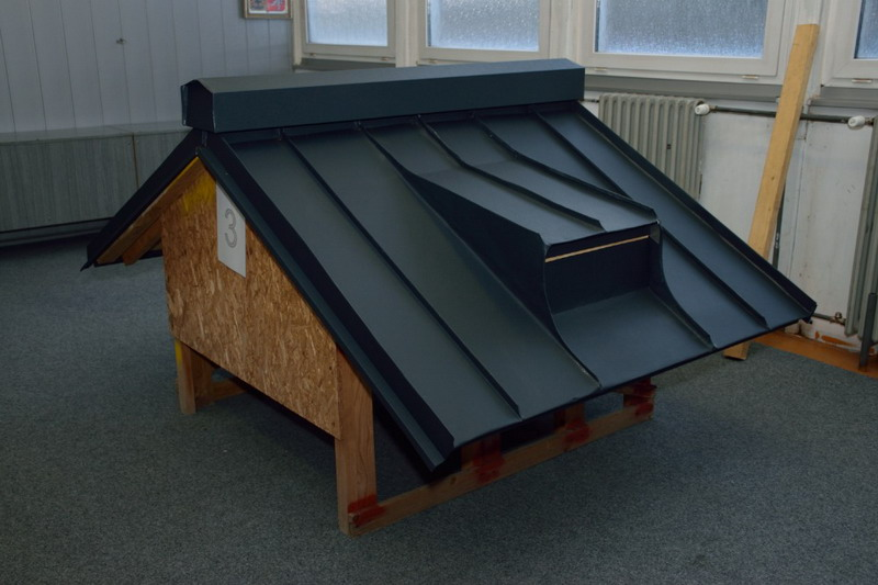 Škola Jarov - klempířská soutéž