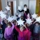 Škola Jarov - Návštěva malých kamarádů