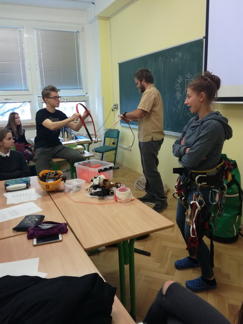 """Škola Jarov - Workshop """"To dáš"""""""