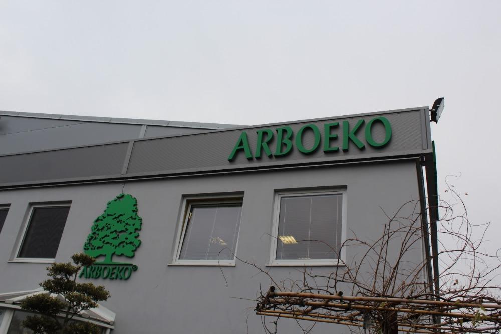 EXKURZE DO FIRMY ARBOEKO
